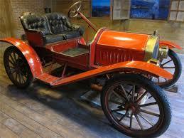 coche mas antiguo